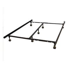 Residence - Zora Adjustable Metal Bed Frame - Bed Frames