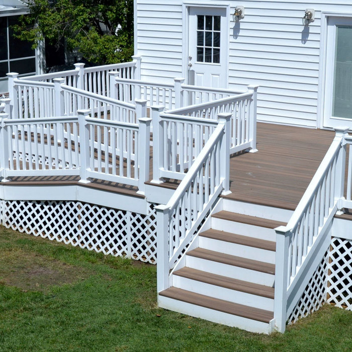 North Beach Composite Deck