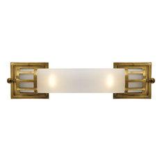 Bathroom Light Fixtures Mid Century Modern midcentury modern bathroom vanity lights | houzz
