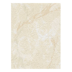 "Fiber Texture 54"" Type II Commercial Wallpaper, 20 oz., Beige and White, Bolt"