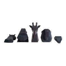 Project Safari Collection, Charcoal Ceramic