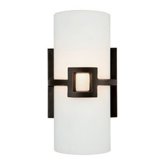 dhicorp monroe 2light wall sconce oil rubbed bronze wall