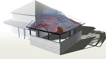 Étude de toit