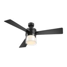 Casou 3 Blade Ceiling Fan, Black