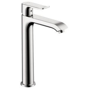 HansGrohe Metris Single Hole Bathroom Faucet 31183821