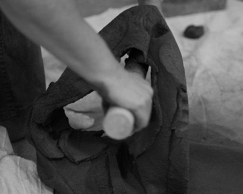 Dans l'atelier - Sculpture