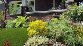 Oakland Hills Cottage Garden