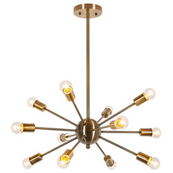 Midcentury Chandeliers by LIGHT SOCIETY