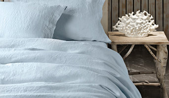 Pure Linen Duvet Set Cloudy Blue