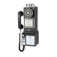 1950's Payph1, Black