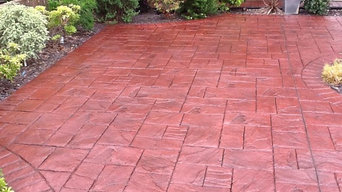 Oxnard, CA, Stamped Concrete Contractor