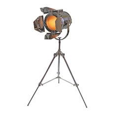 avion innovative products avion industrial accent spotlight floor lamps