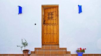 Construcción de apartamento de nueva planta en las marismas de Barbate, Cádiz