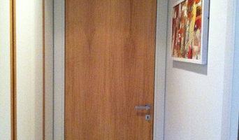 American cedar interior doors