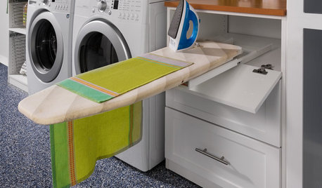 8 Ways to Make the Most of Your Laundry Room