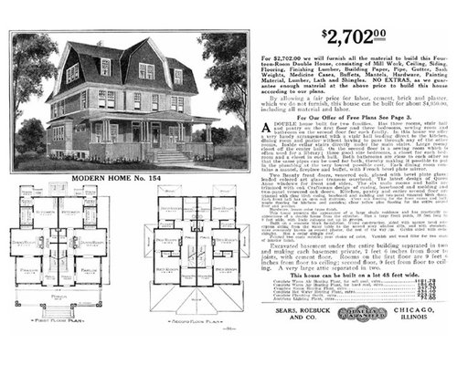 Old Sears House Plans