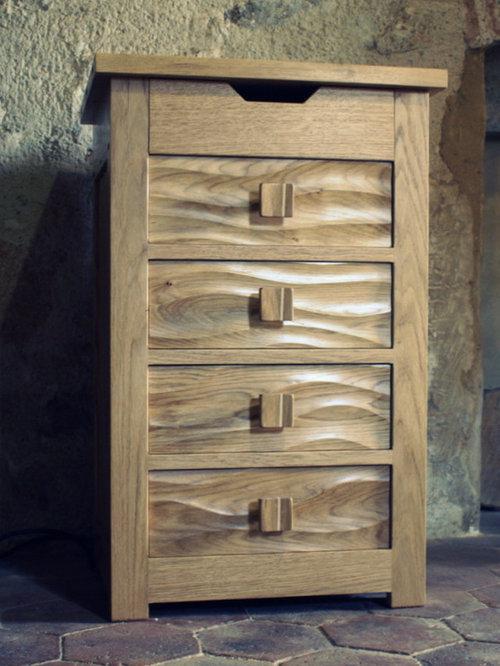 Petit meuble à tiroirs - Commode et Chiffonnier