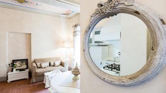 Interior Design   Bilocale in Toscana