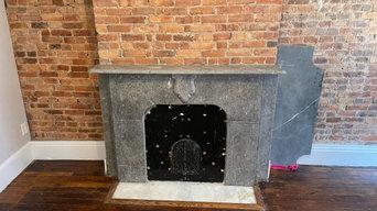 Fire Place Mantel Repair