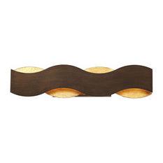 "Eurofase Lighting 31784 Vaughan Single Light 24"" Wide Integrated LED Bathroom V"