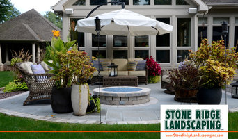 Bluestone Patio Outdoor Living Spaces