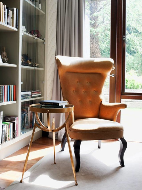 Library Chair - Armchairs & Accent Chairs