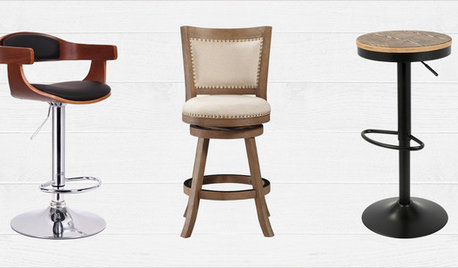 Bar Stool Shopping Is Making Me Want A Drink