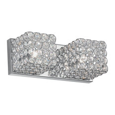 Ideal Lux Admiral Double Cube Wall Light