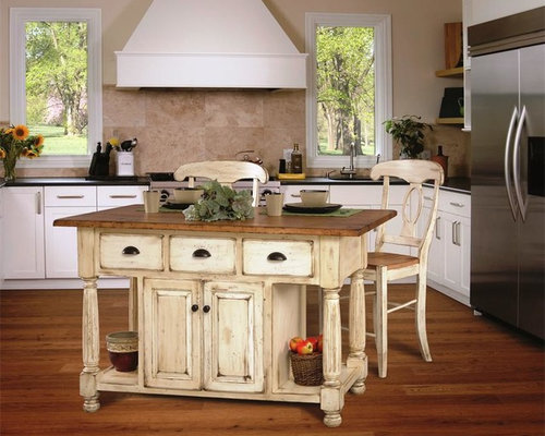DUTCHCRAFTERS AMISH HANDCRAFTED KITCHEN ISLANDS
