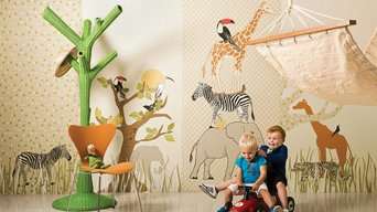 Safari Mural Panels
