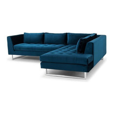 Fairly Midnight Blue Sectional
