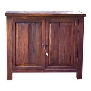 Maron Reclaimed Wood Vanity, 36