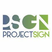 Foto de Project Sign