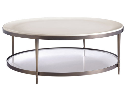 Oberon Cocktail Table   Baker Furniture   Coffee Tables