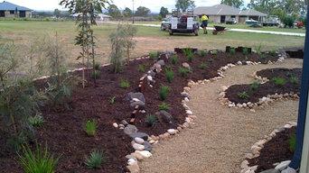 MJ's Landscape & Gardens work
