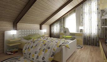 Дизайн-проект жилого дома в г. Пенза
