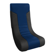 IMPERIAL LINE - Imperial Ergonomic Navy Video Gaming Rocker Chair - Gaming Chairs