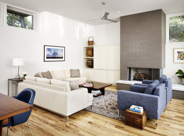 Brick paint what you need to know about painting brick - What do you need in a living room ...