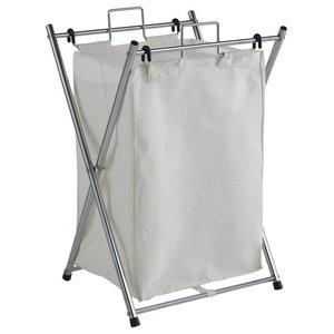 Cross Laundry Basket