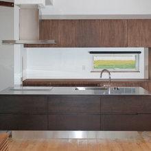 アイランドキッチンのプランニングから製作、取付、完成までを紹介
