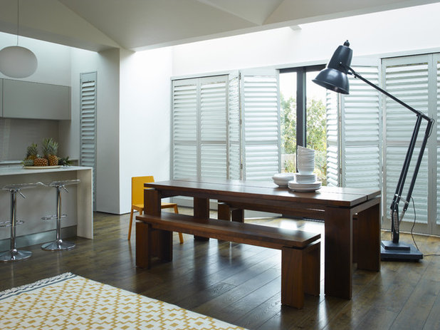 Moderno Cucina by All Shutters and Blinds (Brisbane)