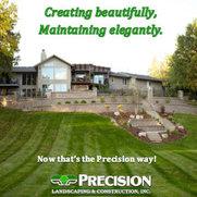 Precision Landscaping & Construction Inc's photo
