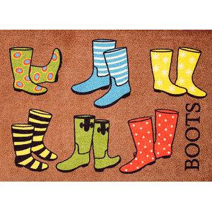 Clean Keeper Boots Doormat
