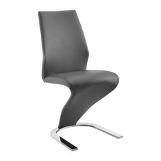 Casabianca Home Boulevard Eco-Leather Dining Chair