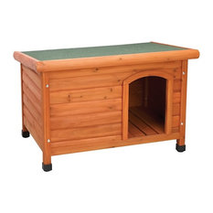 Ware Premium Plus Fir Wood Dog House, Small