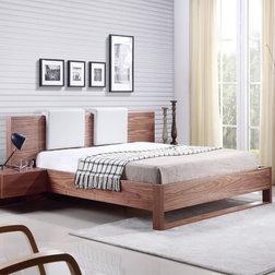 Transitional Platform Beds by Casabianca Home