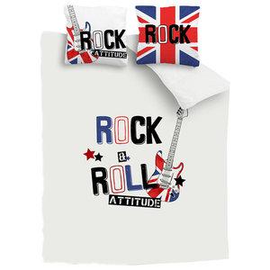 London Rock Bedding Set, Euro King