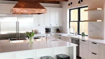 Light Quartz Kitchen Projects