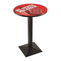 North Carolina State Pub Table 28-inchx42-inch