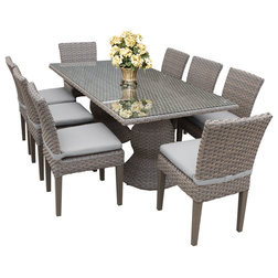 Contemporary Outdoor Dining Sets by Design Furnishings